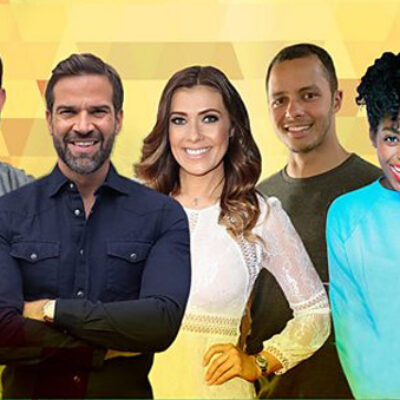 BBC launch morning show with Kym Marsh and Gethin Jones